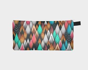 Pastel Mountains - Pencil case