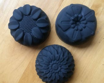 Activated Charcoal Vegan Soap