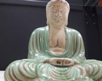 Chinese ceramic Buddha Statue