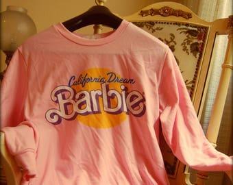 Super Kawaii astel Pink Barbie Sweater