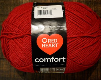 Red Heart Comfort Yarn