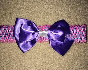 Hand made hair bow