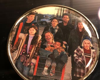 Brand New Hit Televison Show Shameless Collector Memorabilia Chicago Coin Southside Rules