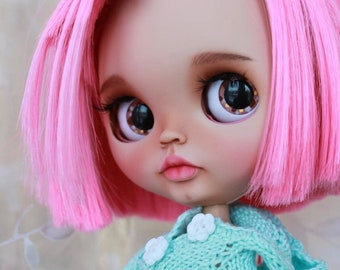SOLD OUT!!!-Blythe custom doll Misha