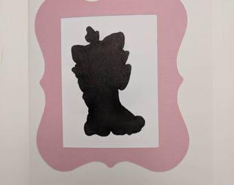 Marie Aristocats Card