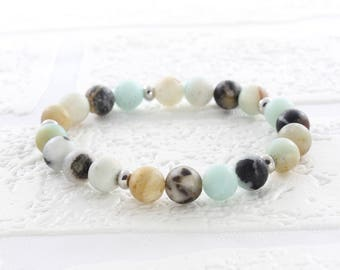 Gemstone - Semi precious stone Bracelet
