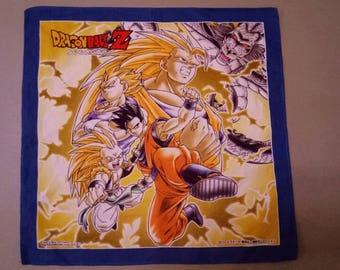 BIG SALE !! Dragon Ball Z Handkerchiefs size (11.6 × 11.4)