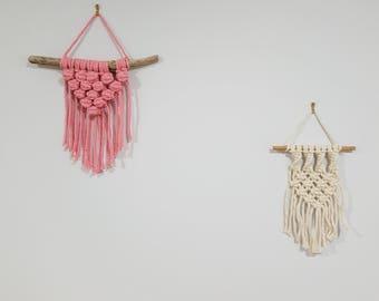 Macrame Wall Hanging Minis