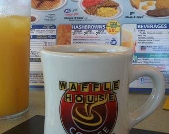 Waffle House has the best roadtrip breakfast!