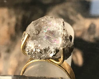 quartz Seer Ring