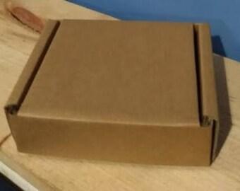 5 Pc. Small cardboard box