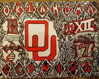 Oklahoma Sooners Custom