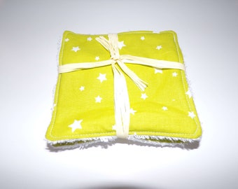 Green star wipes