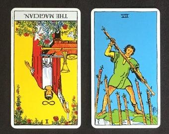 Two-Card Tarot Reading