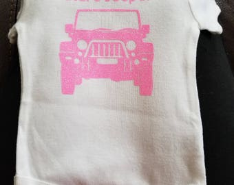 Baby Jeeper