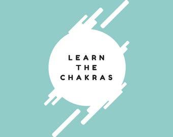 Psychic Development Audio Class: Learn The Chakras