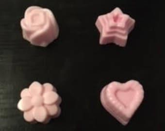 4 for 2 pound Handmade Mini Soap Bars
