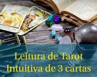 3-card Intuitive Tarot reading