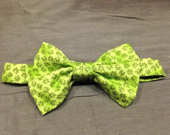 Floral Kids Bow Tie