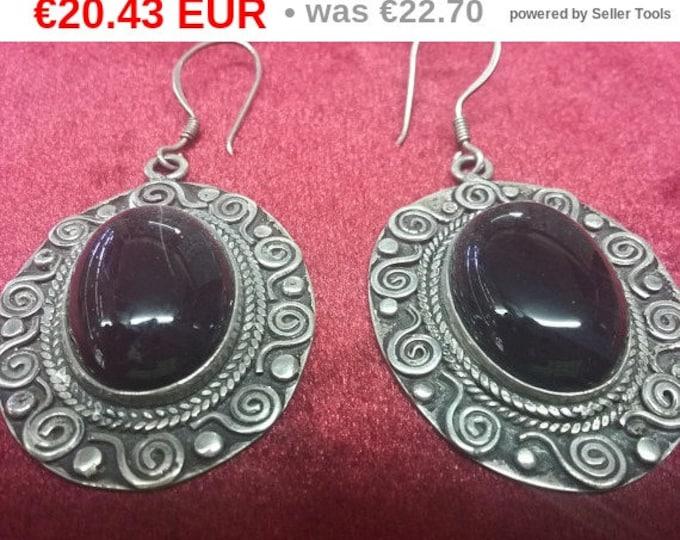 Jewelry Bijoux earrings silver Pure Onex silver berber silver earrings gift jewelry for her