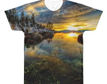 Tahoe Sunset T-Shirt
