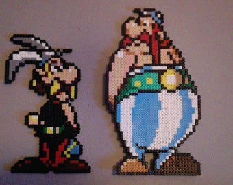 Hama Beads MIDI Pack Asterix and Obelix
