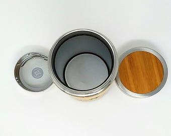 Sherpa Bamboo Travel Mug - Sherpa Inspired. - 100% Biodegradable - Very Easy to clean