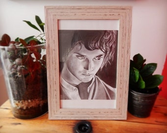Frodo A4 print - The Lord of the rings