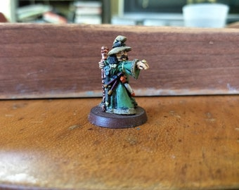 Painted Citadel miniature from 1985