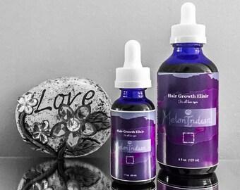 Melanindean Hair Growth Elixir