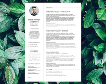 Savage Resume Template Synnove