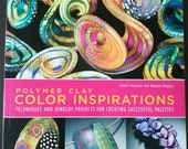 Polymer Clay Color Inspirations Book by Lindy Haunani and Maggie Maggio