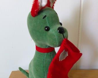 vintage Dream Pet Christmas dog