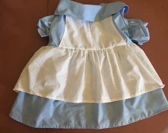 Alice in Wonderland Pet Costume in XS to XL