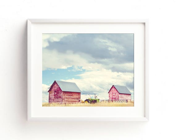 """John Deere"" - fine art photography"