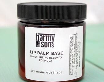 Lip Balm Base 4 oz - DIY Lip Balm