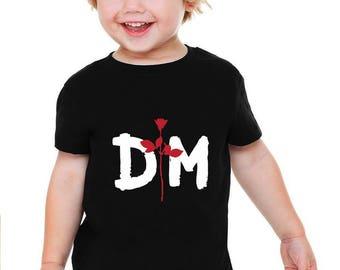 Depeche Mode Baby or Toddler Gift Set T-Shirt & Optional Gift Box