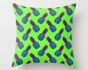 Pineapple Pop Throw Cushion Covers (pillow insert not included)