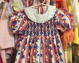 Polly Flinders Dress Girls 4