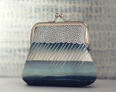 Reserved for Rachael Mallory - Storm coin purse