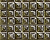 Parson Gray Fabric, Anasazi, PWPG016 Fence, Free Spirit, 100% Cotton, #FS118