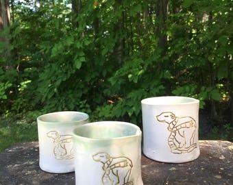 Polar Bear Cups