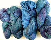 Dream in Color Smooshy with Cashmere Sock Yarn - Dusky Aurora
