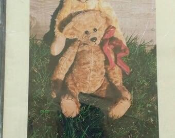 Antique Teddy Bear Pattern by Bear Company