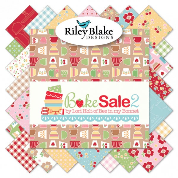 Bake Sale 2 By Lori Holt Quilt Kit