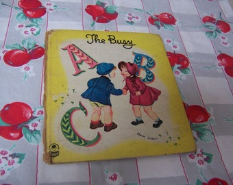 the busy abc book