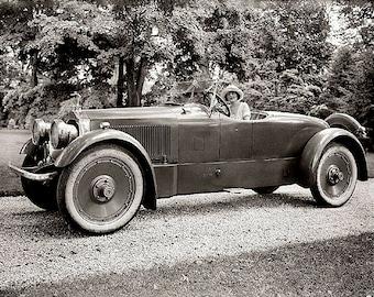 Packard Roadster 1920's Photo