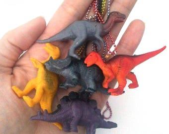 Dinosaur Necklace