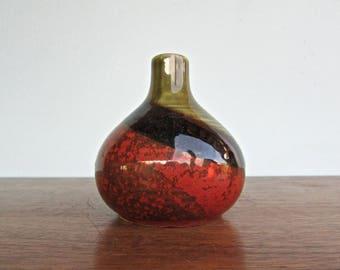 Otagiri OMC, Vintage Japan Stoneware Weed Pot - Bud Vase