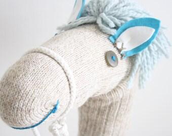 Hazel the horse